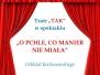 2019-03-25: Teatr TAK