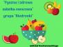 2020-10-14: sałata owocowa