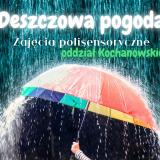 1. Deszczowa pogoda