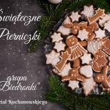 Pieczemy Świąteczne Pierniczki