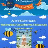 """""""Pan Kuleczka - Przyjaciel Pypcia, Katastrofy, Bzyk-Bzyk i wszystkich dzieci"""" Spotkanie z bibliotekarką z Miejskiej Biblioteki Publicznej w Jaśle."""