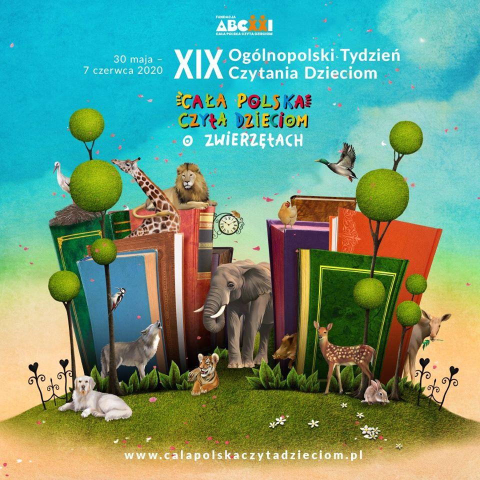 1. cała polska czyta dziecom