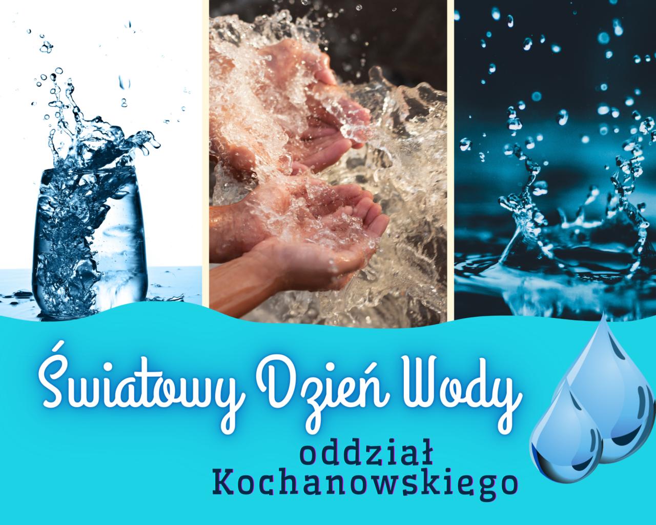 1. Światowy Dzień Wody